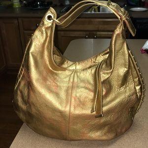 Alberta Di Canio Large Hobo Bag